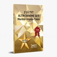 3'LÜ TYT ALTIN DENEME SETİ MERKÜR-VENÜS-TALES