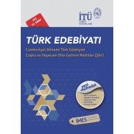 İTÜ LYS EA.SÖZ.TÜRK EDEBİYATI Cumhuriyet Dönemi Türk Edebiyatı Coşku ve Heyecan Metinler(Şiir)